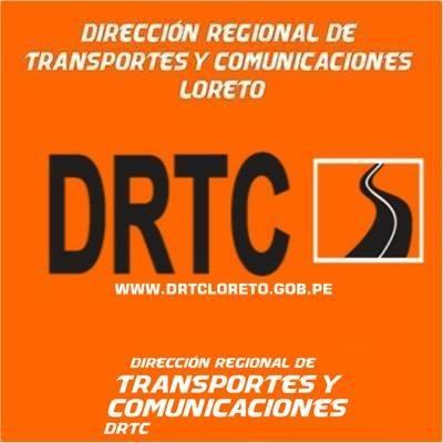 Dirección Regional de Transportes y Comunicaciones Loreto
