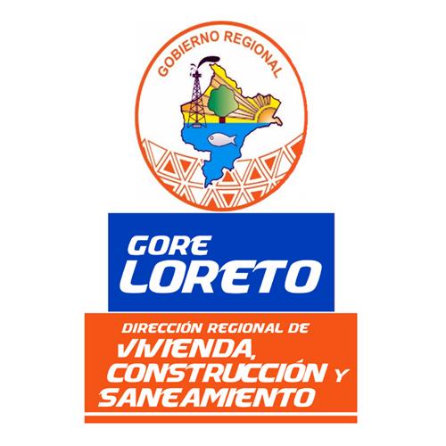 Dirección Regional de Vivienda, Construcción y  Saneamiento Loreto