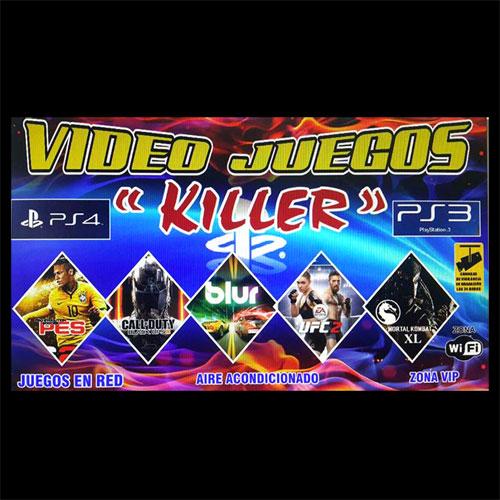 Videogames Killer II
