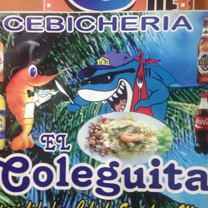 Cebichería EL Coleguita