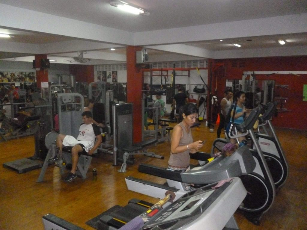 Energy gym iquitos iquitos travel guide for Gimnasio 7 am