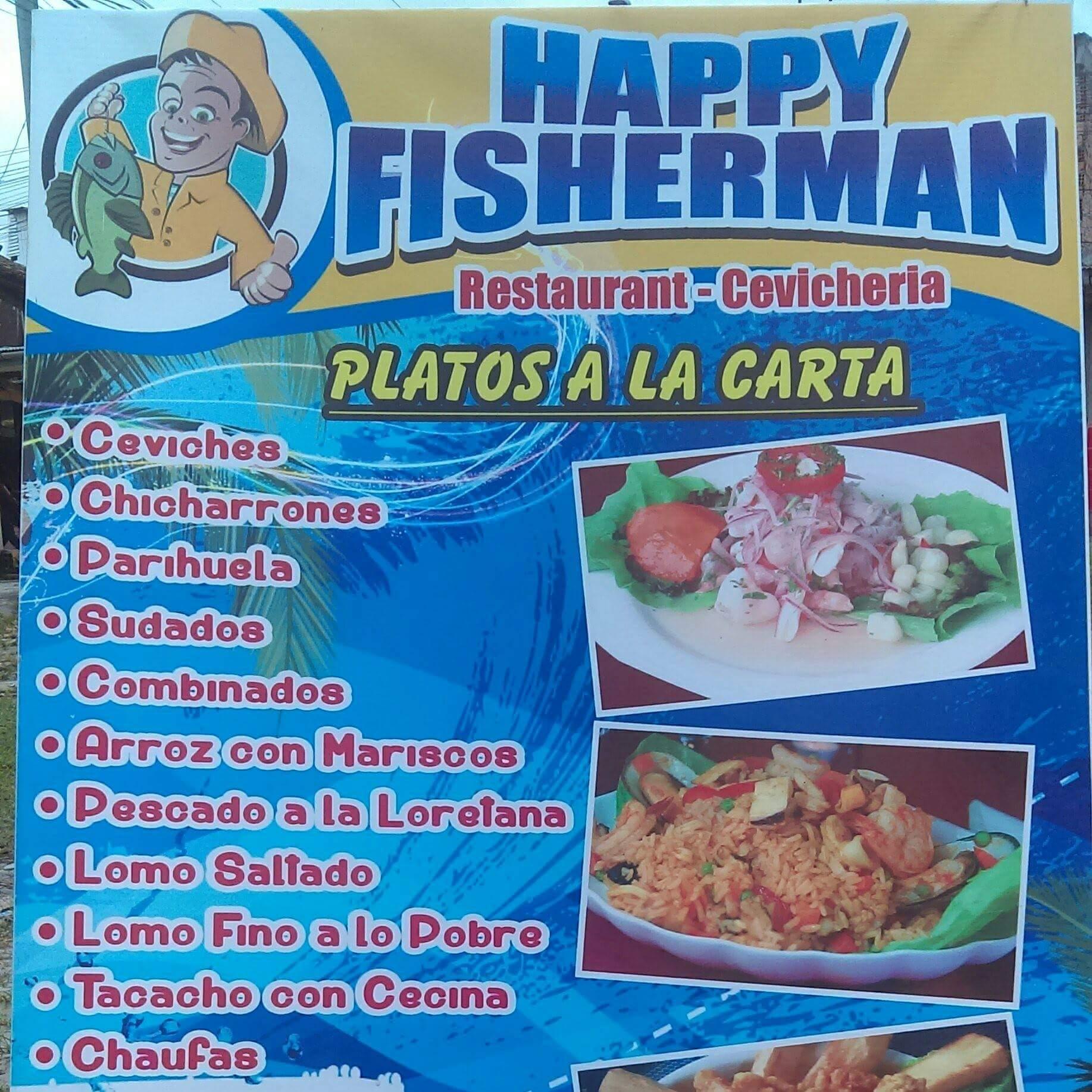 Restaurant Cevicheria Happy Fisherman
