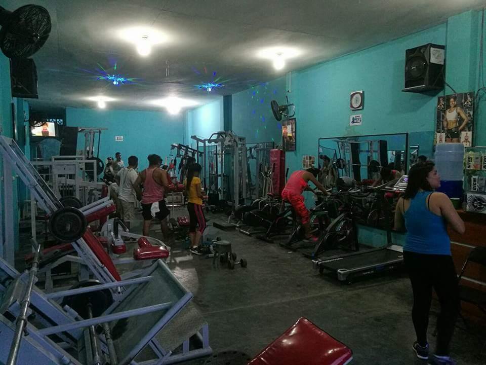 Fitness gym esparta iquitos iquitos travel guide for Gimnasio sparta