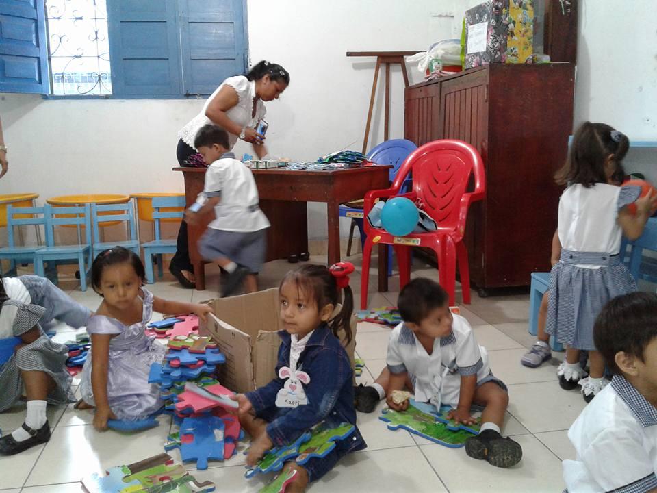 I.E.I N° 171 Jesus el Divino Maestro - Iquitos Travel Guide