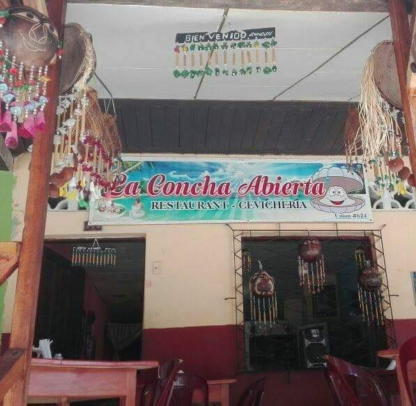 La Concha Abierta Cevichería Iquitos