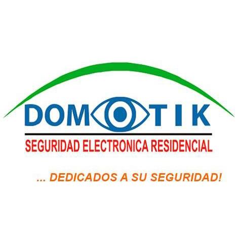 Domotik – Seguridad Electrónica Residencial
