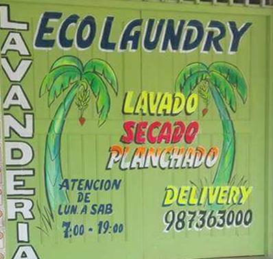 Lavanderia Eco laundry