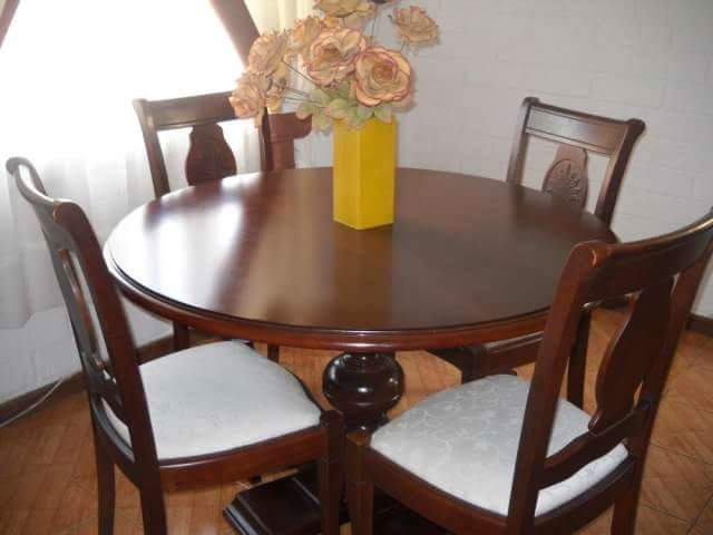 Elsita muebles carpinteria iquitos travel guide 19 for Tapiz para sillas de comedor