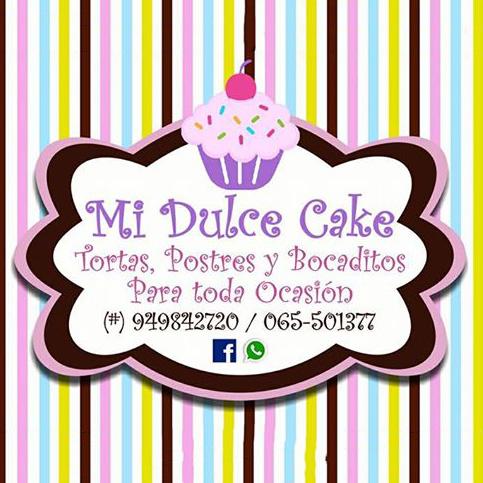 Mi dulce cake