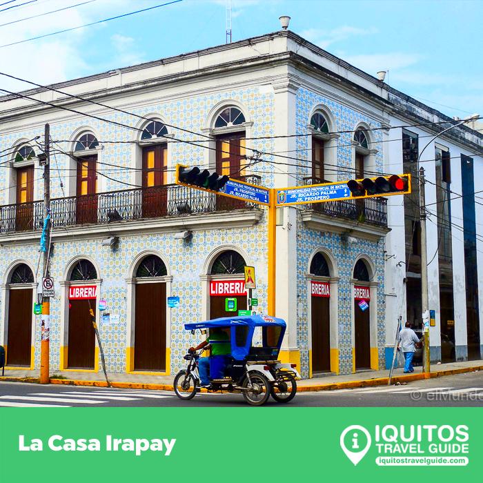 La Casa Irapay Iquitos
