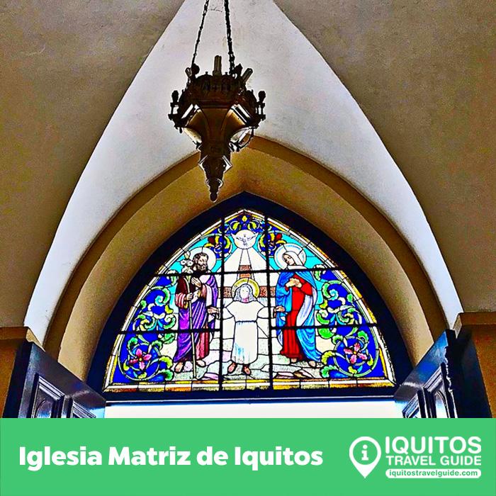 La Iglesia Matriz de Iquitos