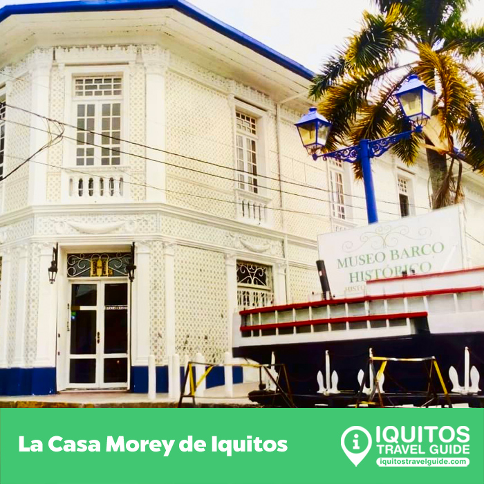La Casa Morey Iquitos