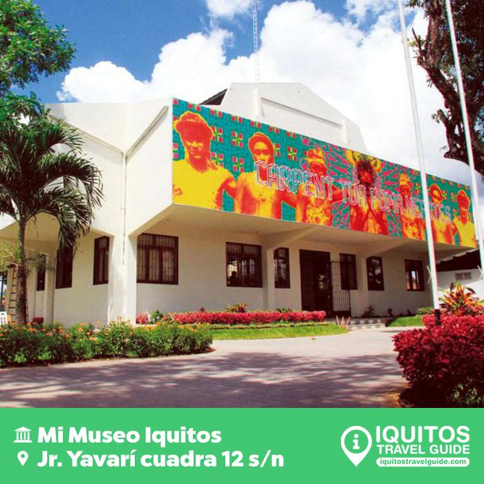 Los museos en Iquitos