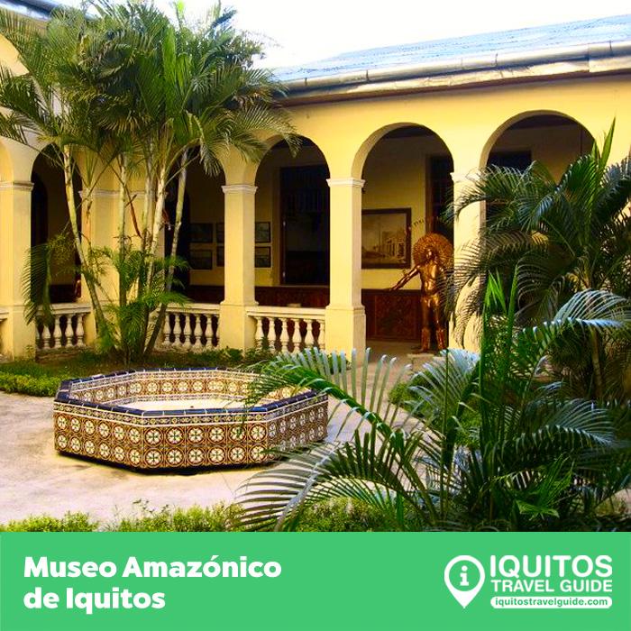 El Museo Amazónico de Iquitos