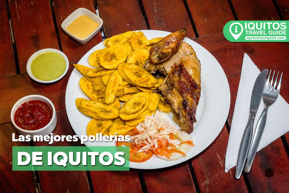 Las mejores pollerías de Iquitos