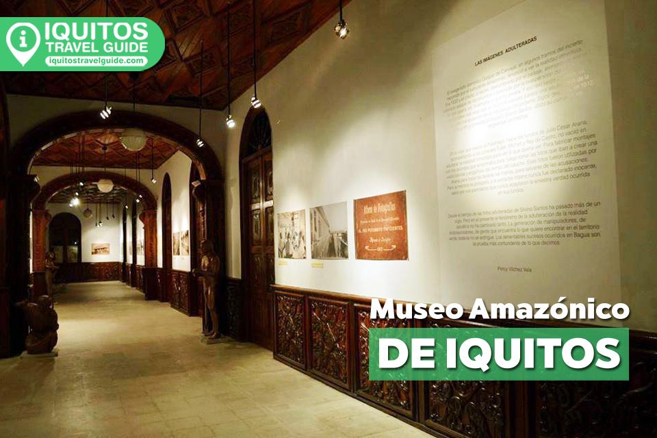 Museo Amazónico de Iquitos