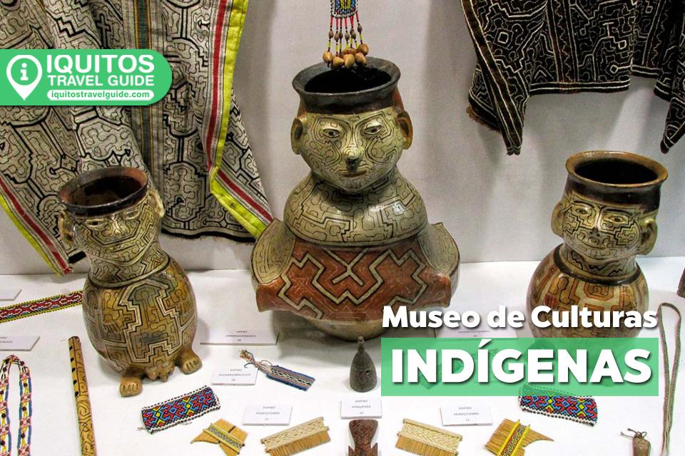 Museo de Culturas Indígenas Amazónicas