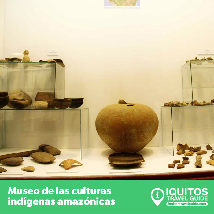Museo de Culturas Indígenas Amazónicas de Iquitos