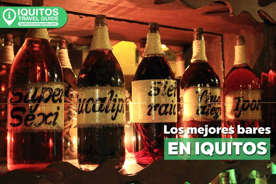 Los mejores bares en Iquitos