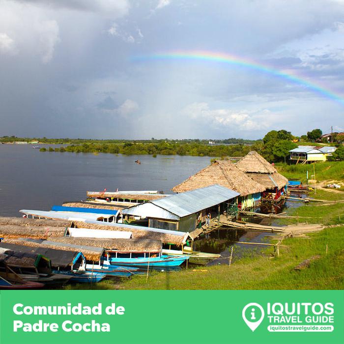 Lugares Turísticos en Bellavista Nanay de Iquitos