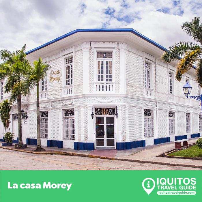 La Casa Morey Arias