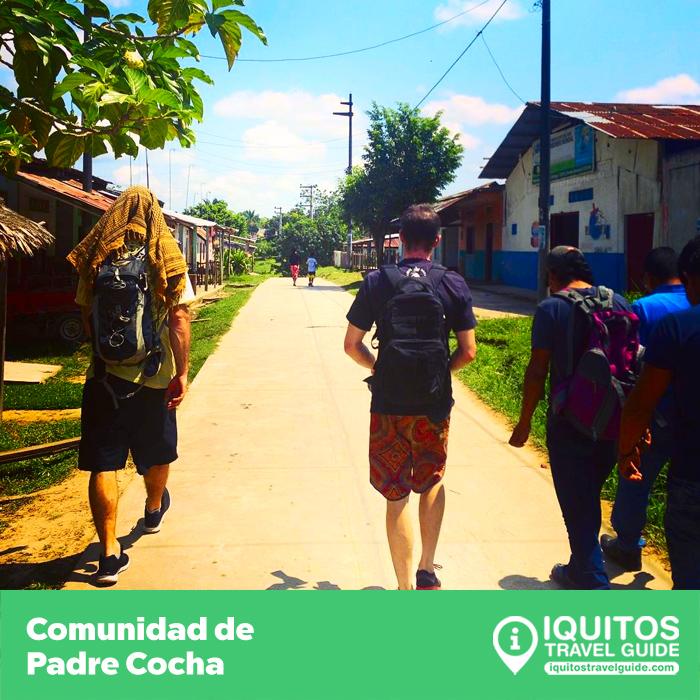 Padre Cocha Iquitos