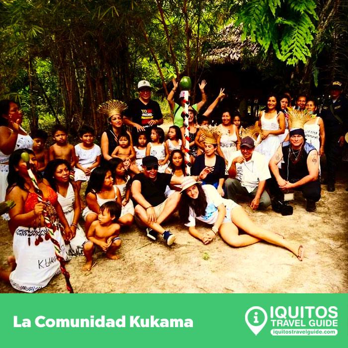 La comunidad Kukama en Iquitos