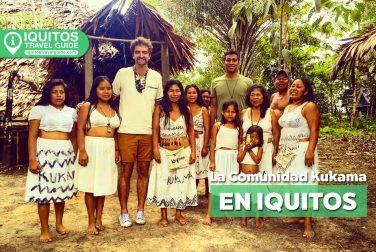 La comunidad nativa Kukama en Iquitos
