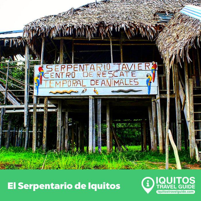 El Serpentario de Iquitos