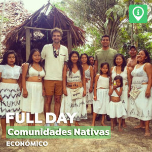 Full Day – Comunidades Nativas [Económico]