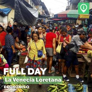 Full Day – La Venecia Loretana [Económico]