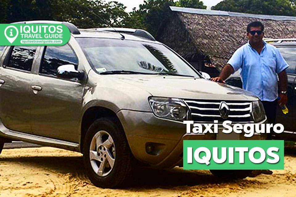 Taxi Seguro Iquitos