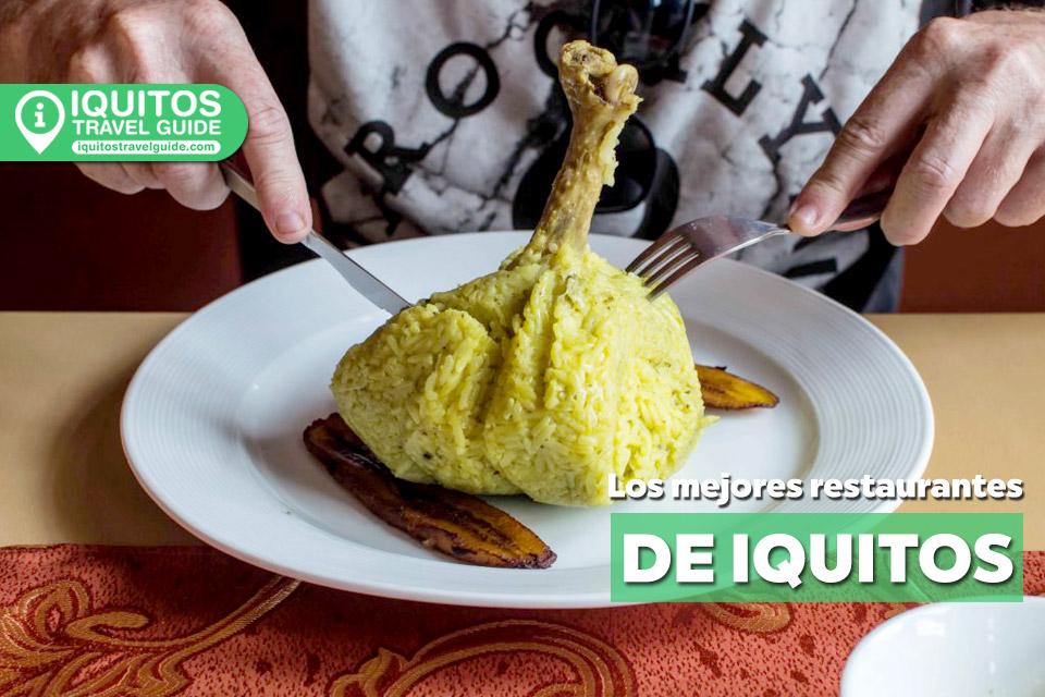 Los mejores restaurantes en Iquitos