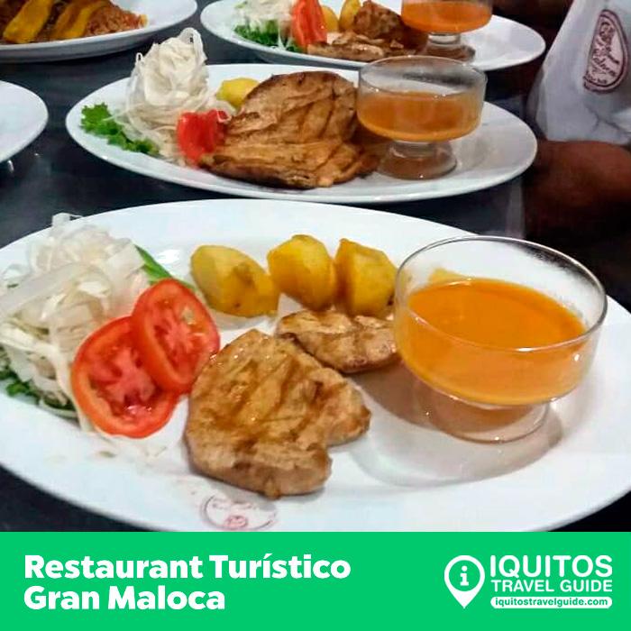 Restaurante Turístico Gran Maloca Iquitos