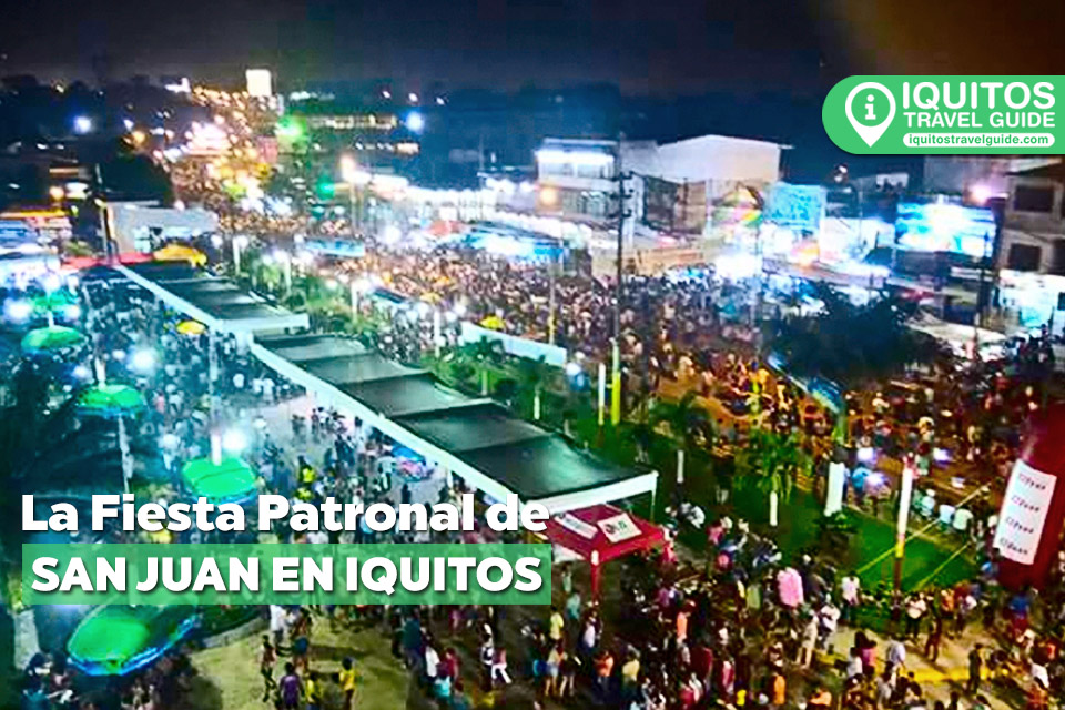 La Fiesta de San Juan en Iquitos
