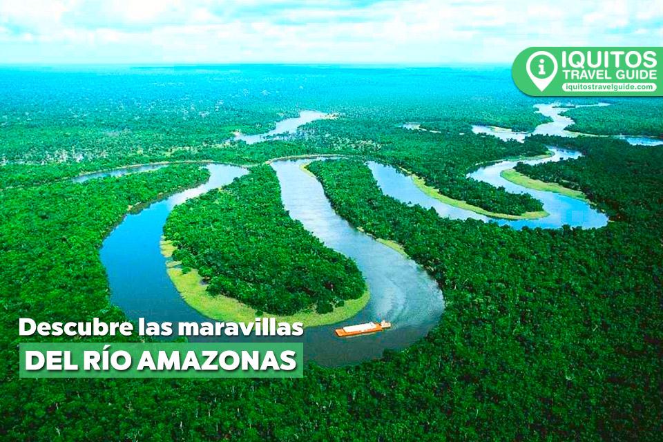 Turismo en el Río Amazonas de Iquitos