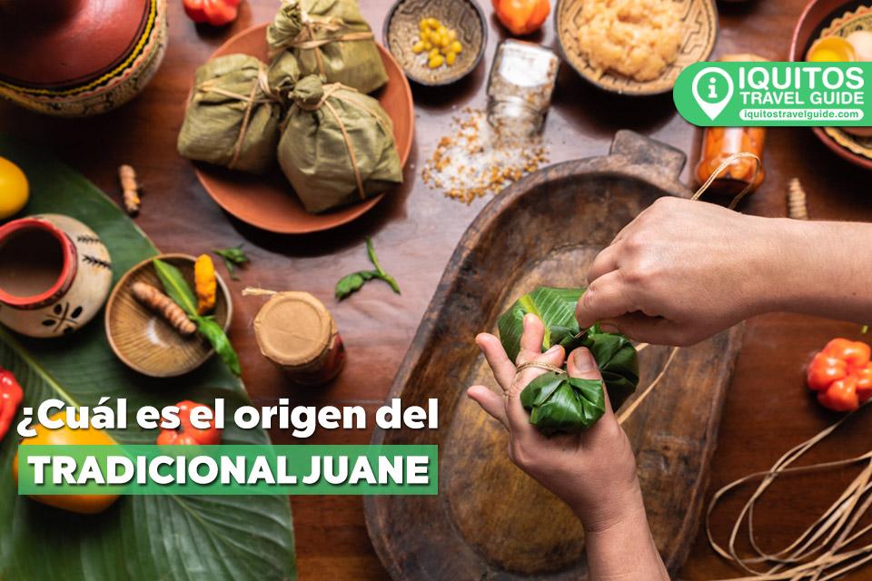 ¿Cuál es el origen del juane, el plato típico de la selva?