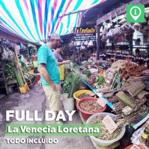 Full Day – La Venecia Loretana [Todo incluido]
