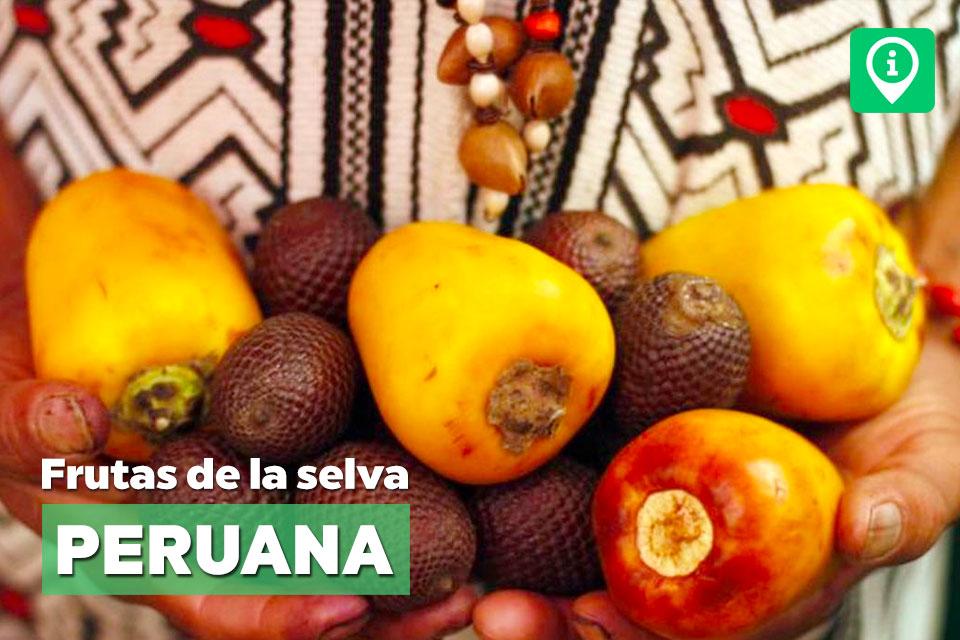 Las mejores frutas de la selva peruana