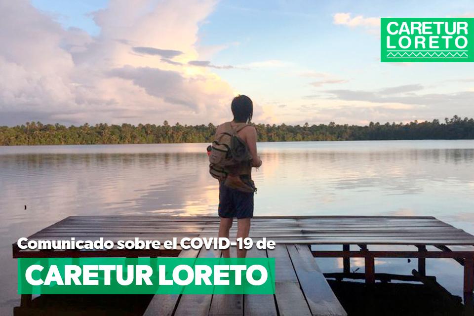 CARETUR Loreto llama a la calma al sector Turismo de Loreto ante coronavirus